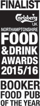 Northamptonshire Food & Drink Awards Finalist!
